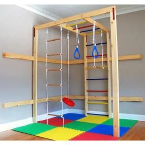 Basement Playroom Ideas 88