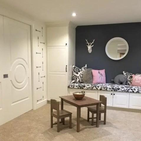 Basement Playroom Ideas 94