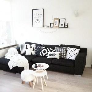 Black And White Decor 15