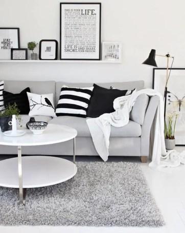Black And White Decor 16