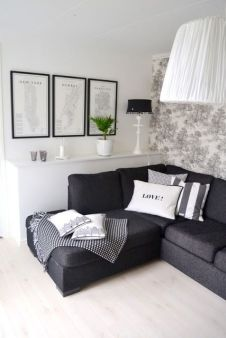 Black And White Decor 49