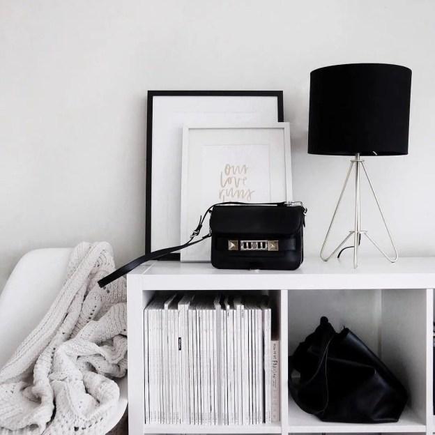 Black And White Decor 98