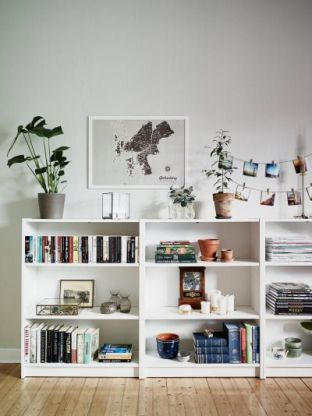Bookshelf Styling Tips, Ideas, And Inspiration 11