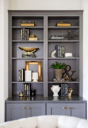 Bookshelf Styling Tips, Ideas, And Inspiration 14