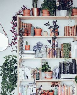 Bookshelf Styling Tips, Ideas, And Inspiration 16