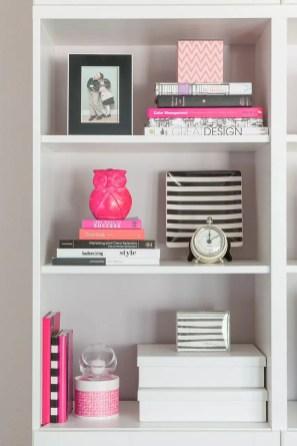 Bookshelf Styling Tips, Ideas, And Inspiration 23