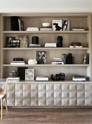 Bookshelf Styling Tips, Ideas, And Inspiration 29