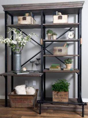 Bookshelf Styling Tips, Ideas, And Inspiration 30