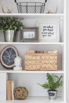 Bookshelf Styling Tips, Ideas, And Inspiration 39