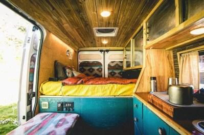 Camper Van Ideas 11