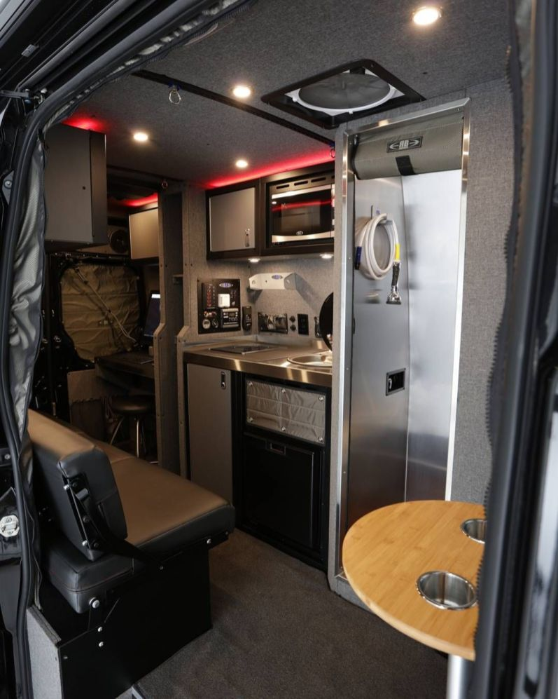 Camper Van Ideas 18