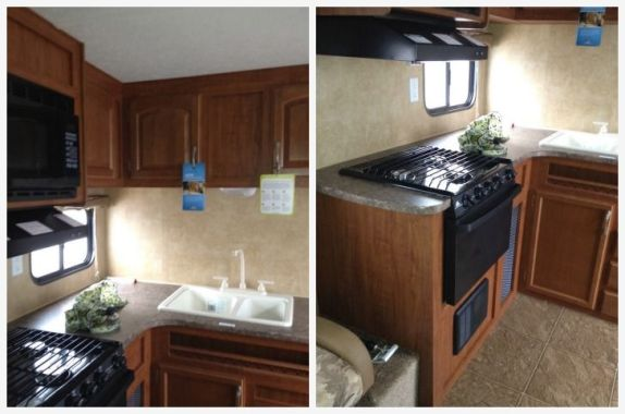 Cheap And Easy Ways To Decorate Your RV Camper 11