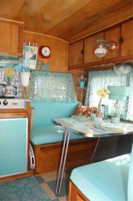 Cheap And Easy Ways To Decorate Your RV Camper 4