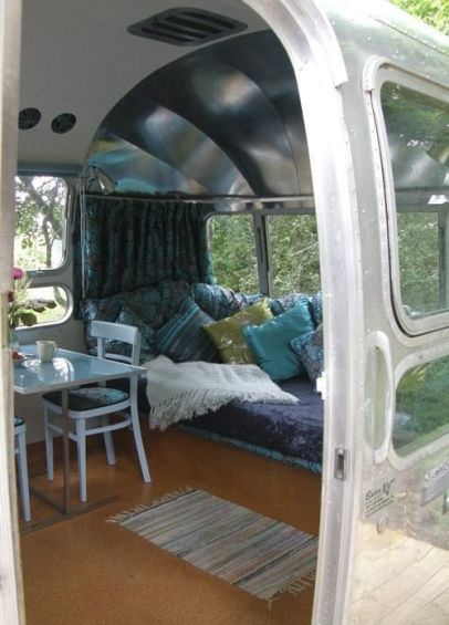 Cheap And Easy Ways To Decorate Your RV Camper 59