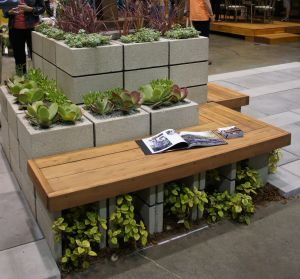 Cinder Block Ideas 10
