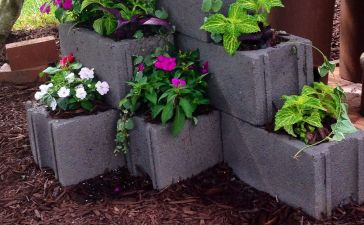 Cinder Block Ideas 40