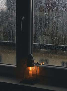 COZY, RAINY DAYS 46