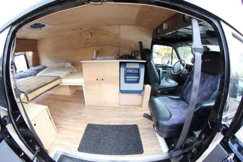 Crazy Van Decoration Ideas 28