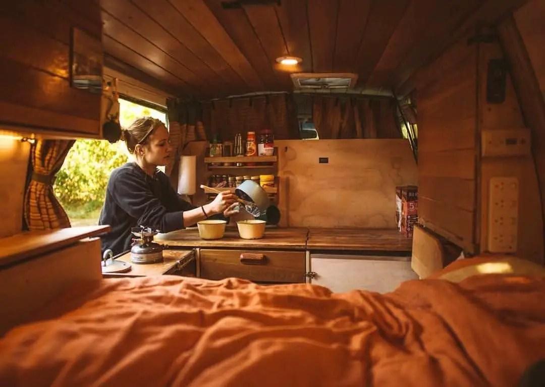 Crazy Van Decoration Ideas 36