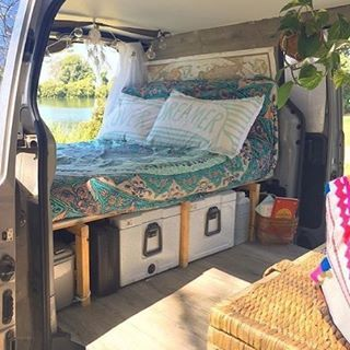 Crazy Van Decoration Ideas 48