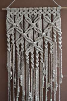 DECORATIVE WALL HANGINGS 161