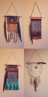 DECORATIVE WALL HANGINGS 76