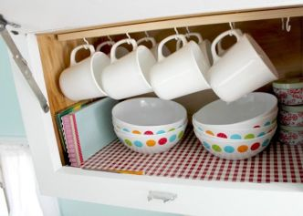 Great Tips For Organizing The Travel Trailer 43