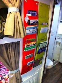 Great Tips For Organizing The Travel Trailer 51