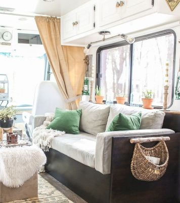 Ideas About Camper Decoration Hacks60