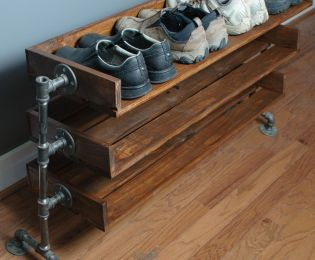 Industrial Furniture Ideas 10