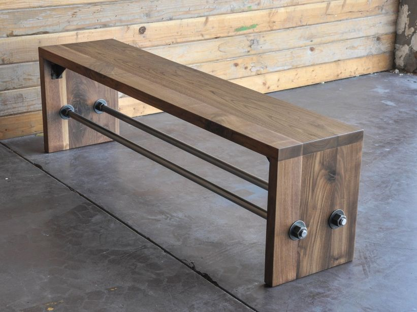 Industrial Furniture Ideas 13