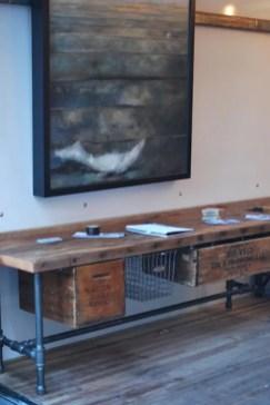Industrial Furniture Ideas 22