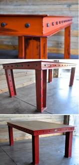 Industrial Furniture Ideas 33