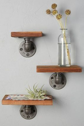 Industrial Furniture Ideas 35