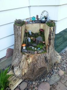 Magical And Best Plants DIY Fairy Garden Inspirations 1