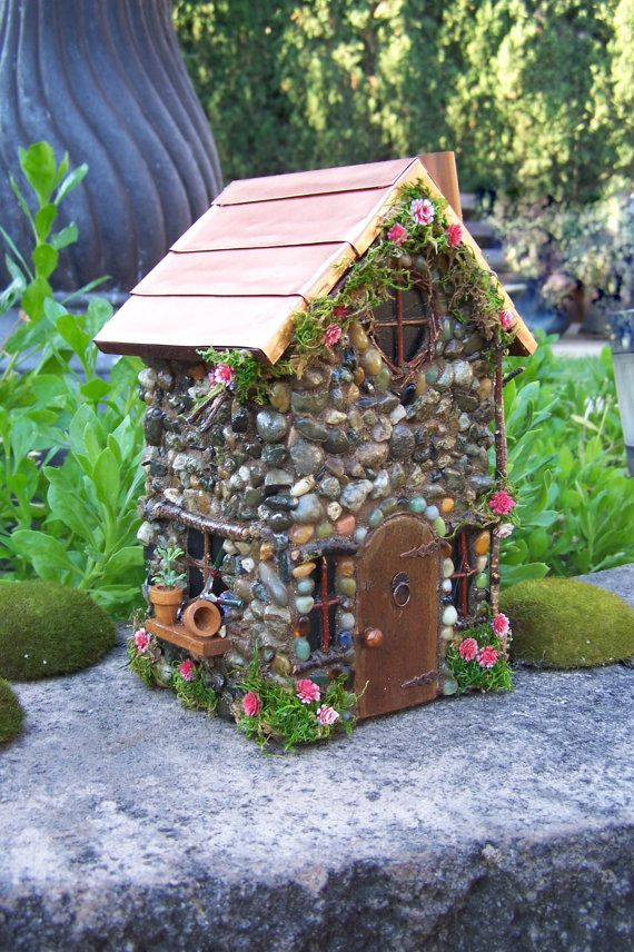 Magical And Best Plants DIY Fairy Garden Inspirations 11