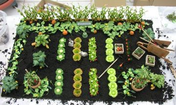 Magical And Best Plants DIY Fairy Garden Inspirations 21