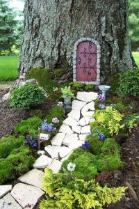 Magical And Best Plants DIY Fairy Garden Inspirations 45