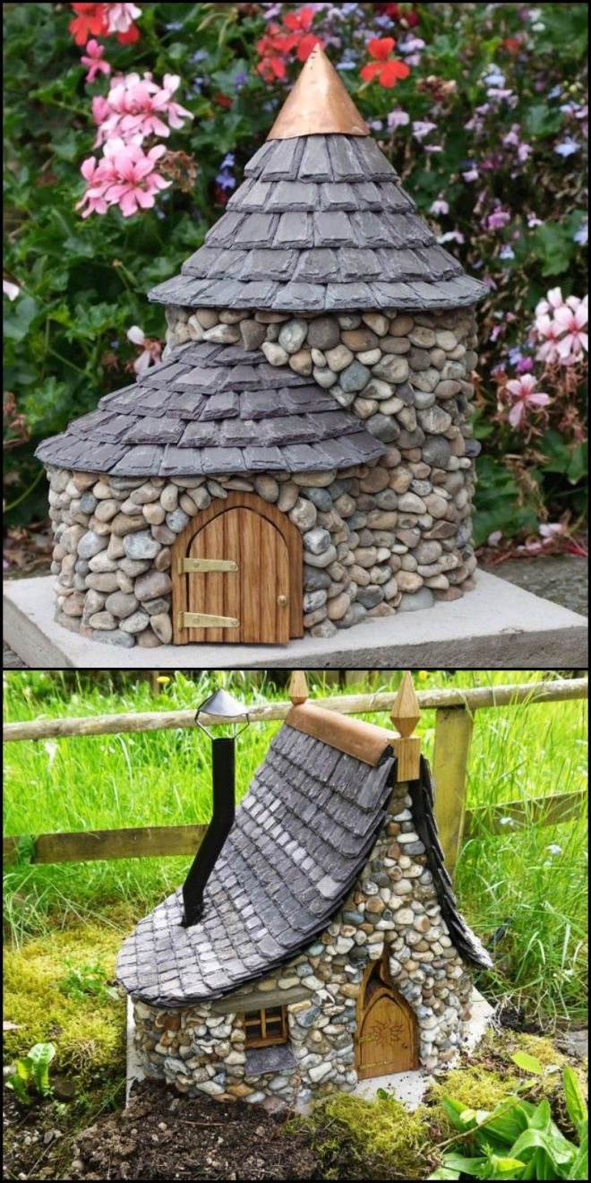 Magical And Best Plants DIY Fairy Garden Inspirations 68