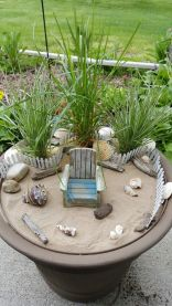 Magical And Best Plants DIY Fairy Garden Inspirations 78