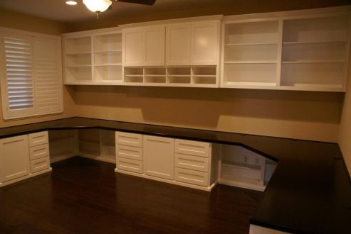 Pleasing 50 Best Office Built In Cabinets Decoratoo Interior Design Ideas Lukepblogthenellocom