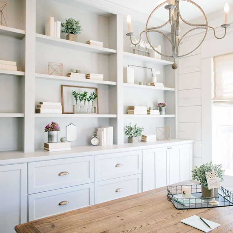 Diy Dining Room Storage: Office Built In Cabinets Ideas 59