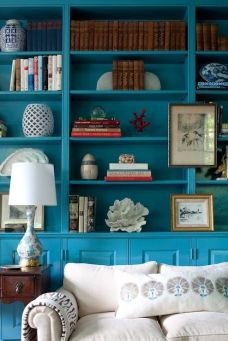 Office Built In Cabinets Ideas 62