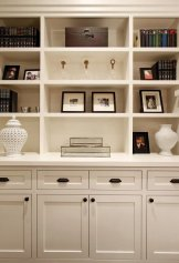Office Built In Cabinets Ideas 73
