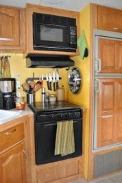 RV Hacks, Remodel And Renovation Ideas That Will Make You A Happy Camper18