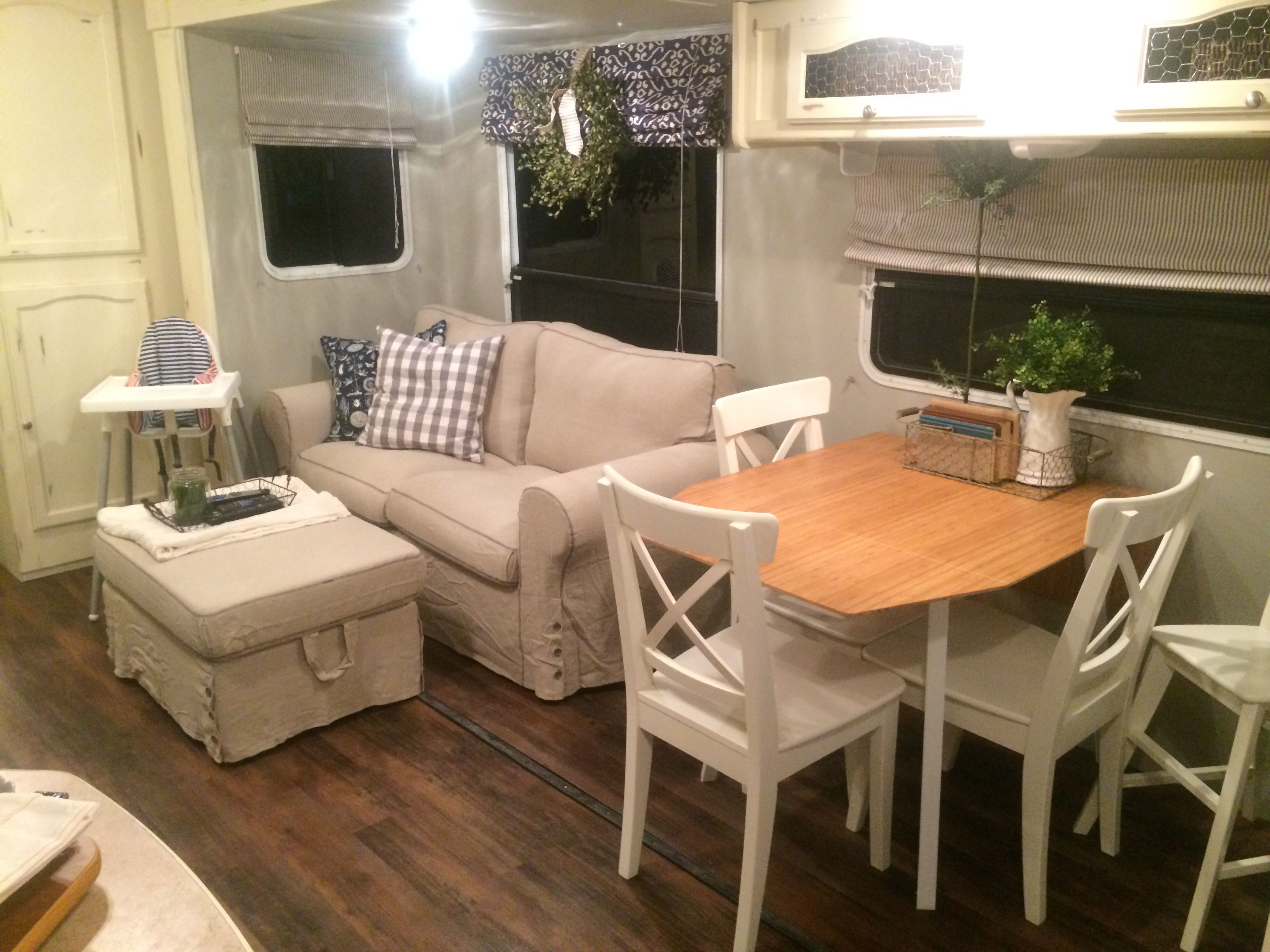 Rv hacks remodel and renovation 50 ideas that will make for Outside renovation ideas