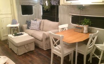 RV Hacks, Remodel And Renovation Ideas That Will Make You A Happy Camper30