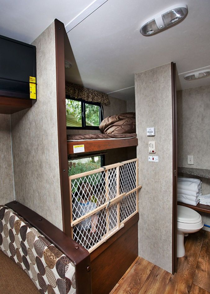 RV Hacks, Remodel And Renovation Ideas That Will Make You A Happy Camper38