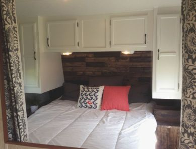 RV Hacks, Remodel And Renovation Ideas That Will Make You A Happy Camper50