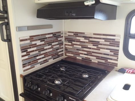 RV Hacks, Remodel And Renovation Ideas That Will Make You A Happy Camper67